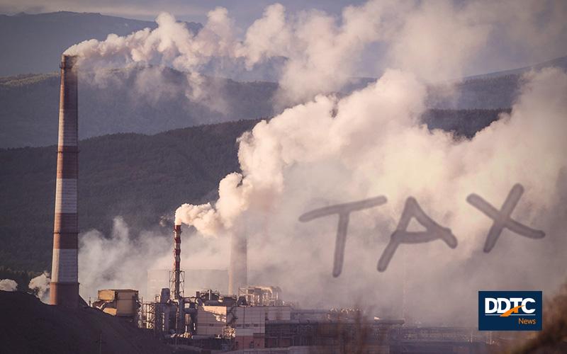 Sektor Industri Bakal Dikenai Pajak Karbon Tahun Depan