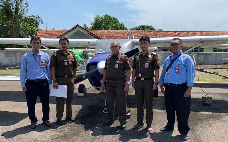 Sita Serentak 18 Penunggak Pajak, Ada Rekening Bank Hingga Pesawat