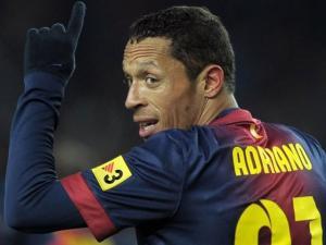 Wah, Adriano Masuk Daftar Pesepakbola Penghindar Pajak