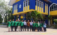 12 Mahasiswa Univ. Malikussaleh Jadi Relawan Pajak di Kanwil DJP Aceh