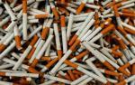 Bea Cukai Gagalkan Penyelundupan 720.000 Rokok Ilegal