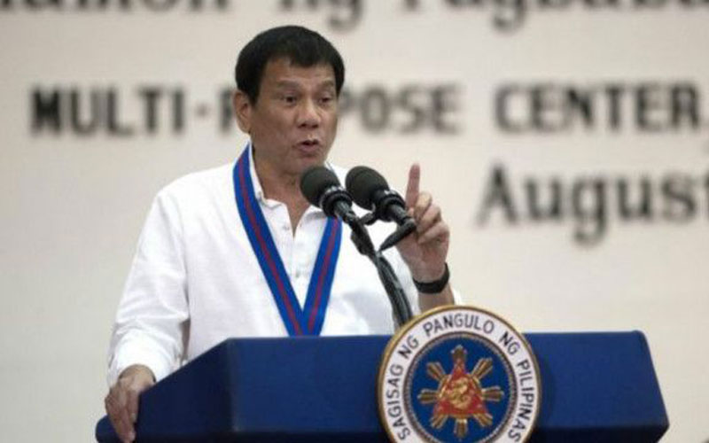 Pengusaha Impor Vaksin Mandiri, Begini Janji Presiden Duterte