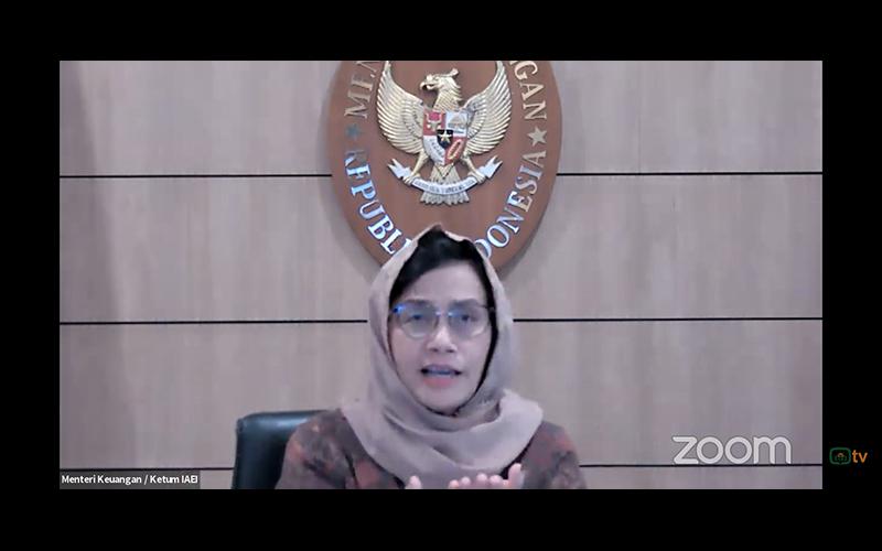 Sri Mulyani Ingin Ekonomi Syariah Berperan dalam Pemulihan RI