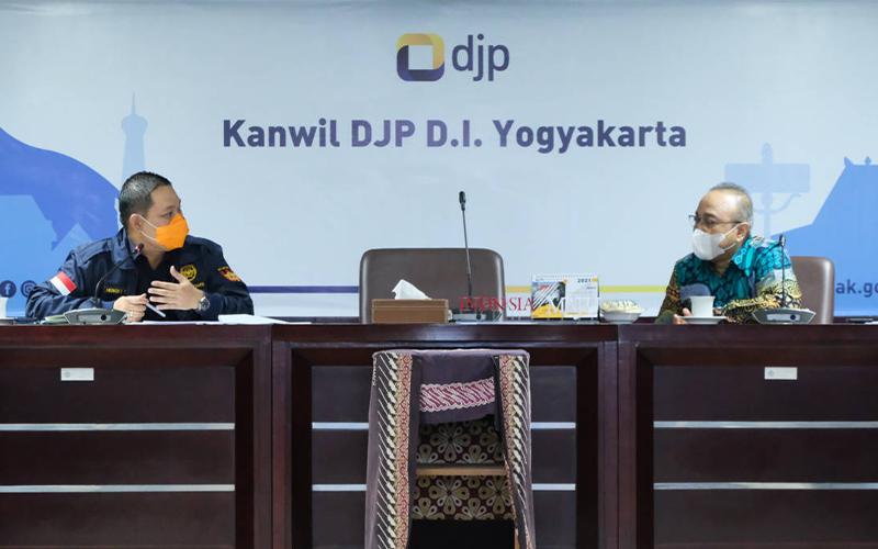 DJP dan DJBC Awasi Bersama Wajib Pajak Sektor Usaha Ini