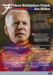 Tujuh Fokus Kebijakan Pajak Presiden AS Joe Biden