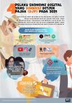 4 Pelaku Ekonomi Digital yang Menjadi Fokus Pengawasan DJP 2021