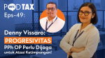 Meningkatkan Kontribusi PPh OP dengan Penyesuaian Tax Bracket