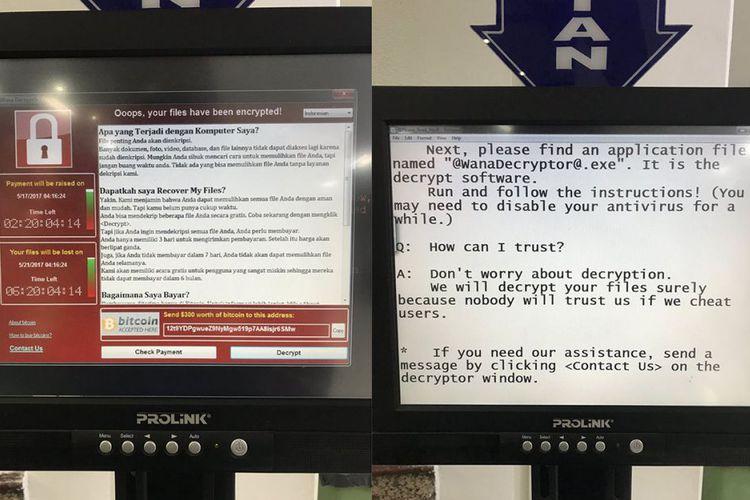 Begini Cara Ditjen Pajak Tangkal Ransomware WannaCry
