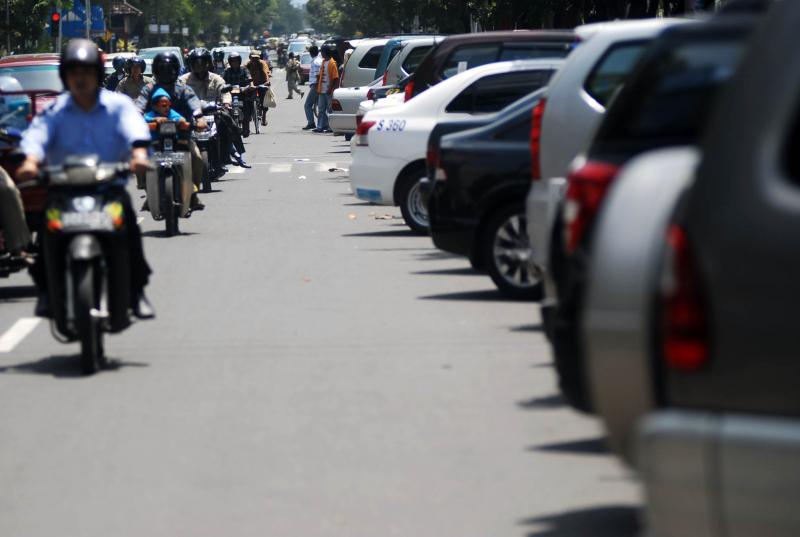 Penerimaan Retribusi Parkir Diduga Bocor