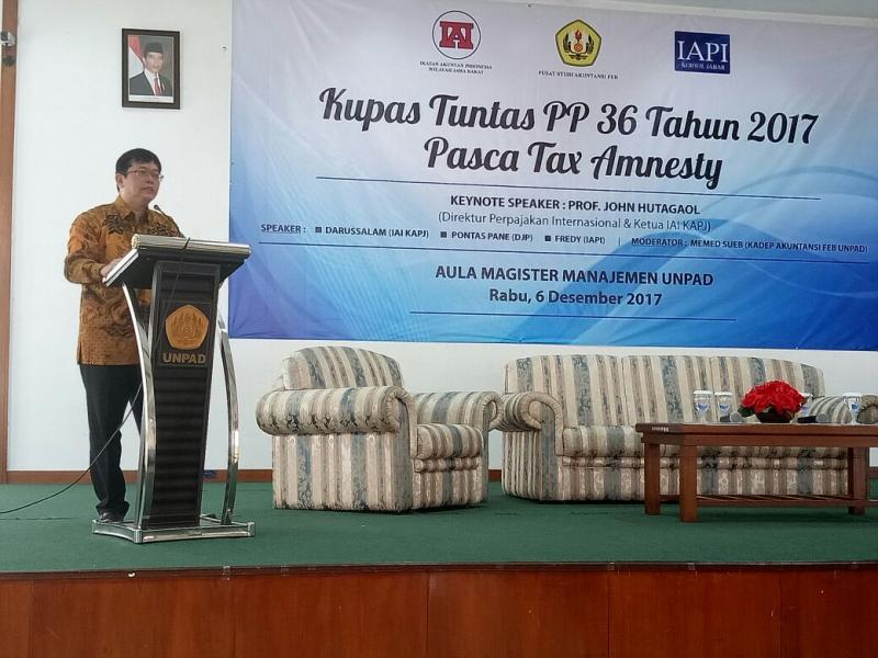 Kupas Tuntas PP 36 di Kota Parahyangan