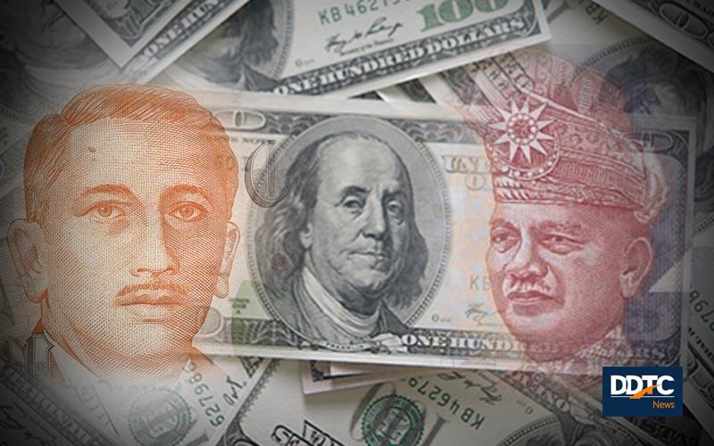 Euro dan Dolar AS Menguat Pekan Ini