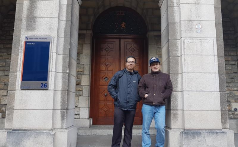 Dua Profesional DDTC Dalami Kebijakan Pajak Internasional di Belanda