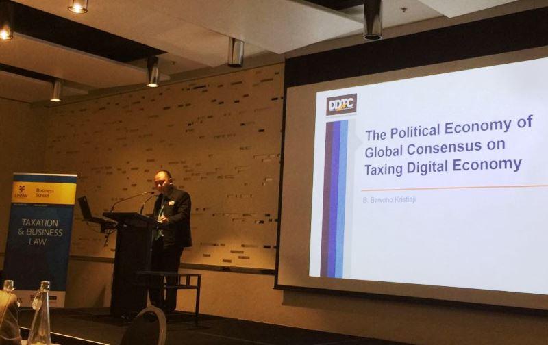 Konsensus Global Pajak Digital Sulit Terwujud