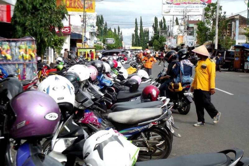 Minim Pengawasan, Miliaran Rupiah dari Pajak Parkir Menguap