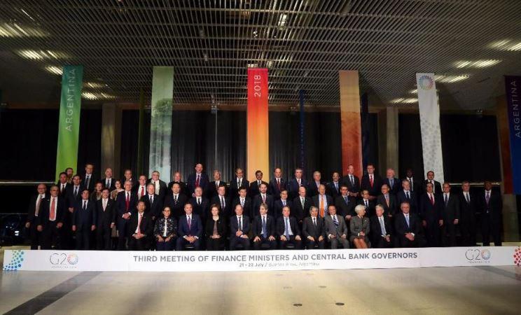 Menkeu & Gubernur BI Hadiri Pertemuan G20 di Buenos Aires