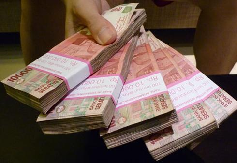 Pemerintah Minta Devisa Ekspor Dikonversi dalam Rupiah