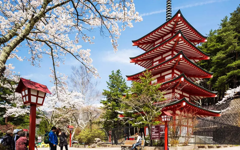 Mulai 7 Januari 2019, Jepang Pungut 'Pajak Sayonara' dari Turis