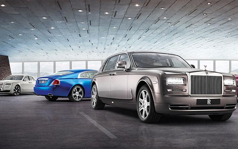 Berkat Reformasi Pajak Trump, Penjualan Rolls-Royce Terdongkrak