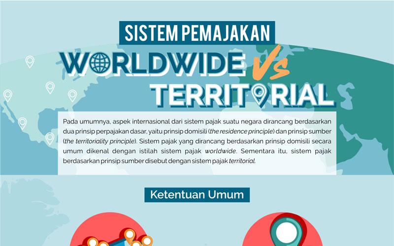 Ini Beda Sistem Pemajakan Worldwide dengan Territorial