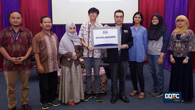 Kuliah Umum & Open Recruitment DDTC di Universitas Indonesia