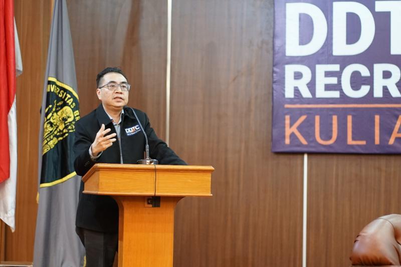 Lagi, Kuliah Umum & Open Recruitment DDTC di FIA UB