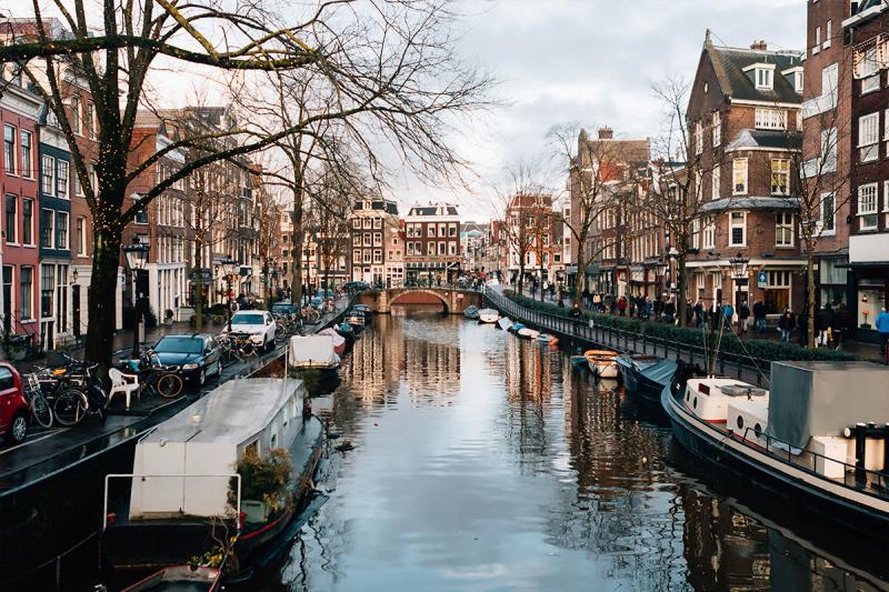 Pajak Turis Naik, Amsterdam Jadi Kota 'Termahal' di Eropa