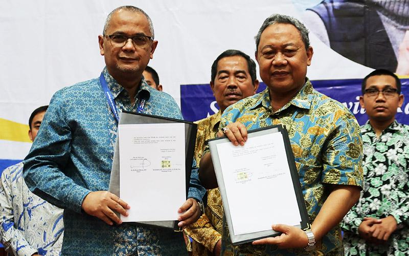 DDTC & Universitas Pamulang Teken Kerja Sama Pendidikan