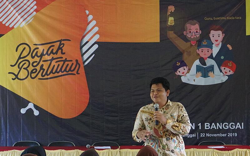 Mengintip Suasana Kegiatan Pajak Bertutur 2019 Serentak se-Indonesia