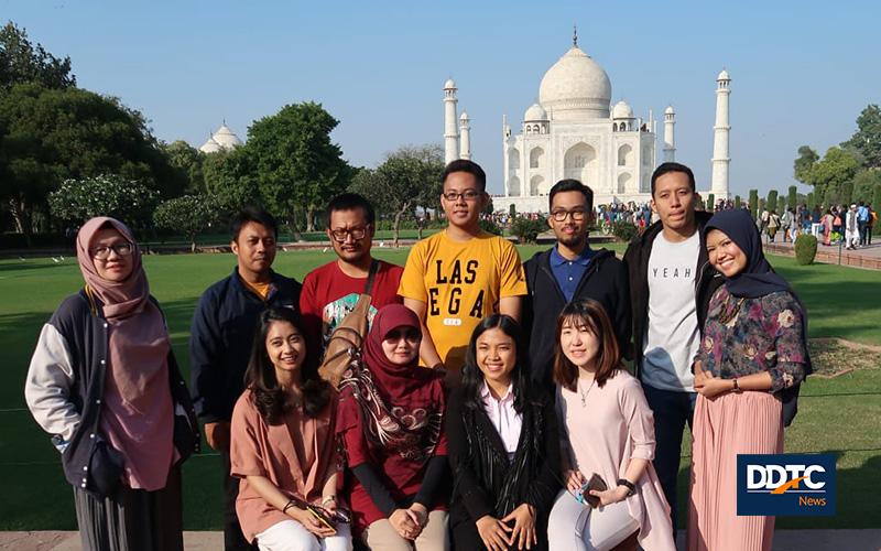 Lagi, DDTC Kirim 11 Delegasi Ikuti Konferensi Pajak di India