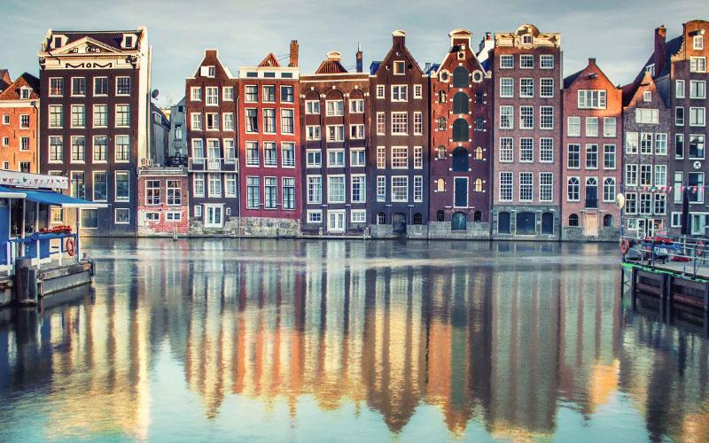 Mau ke Amsterdam? Bersiap, Ada Tambahan Pajak Turis