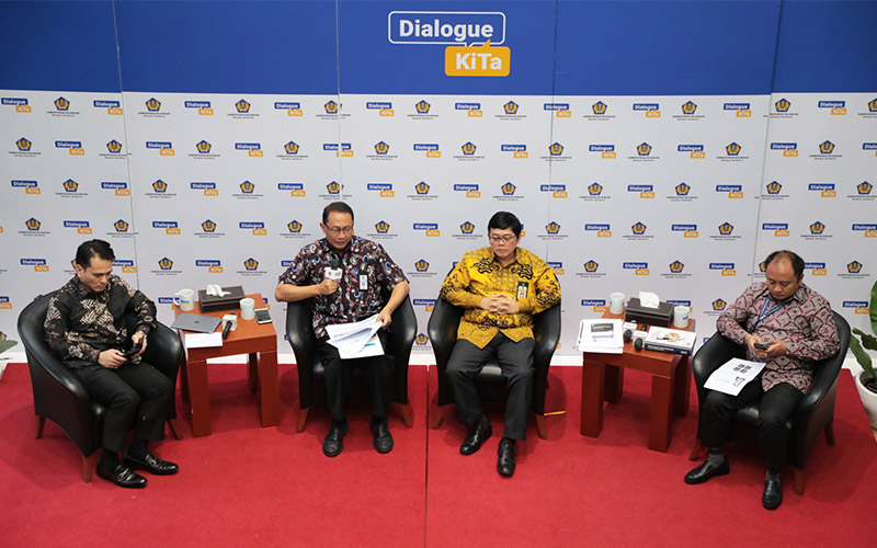 Dialog Peningkatan Investasi Melalui P3B
