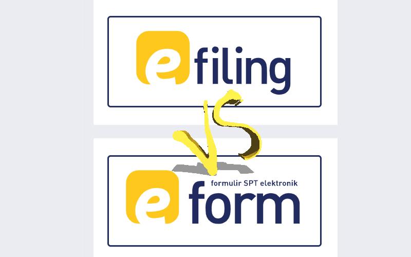 Mau Lapor SPT Pakai E-Filing atau E-Form? Cek Bedanya di Sini