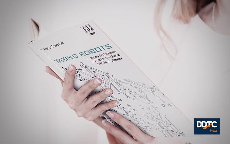 Mau Tahu Soal Pajak Robot? Coba Baca Buku Ini