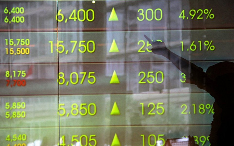 Perdagangan Bursa Efek Dibekukan 30 Menit, Karena Corona?