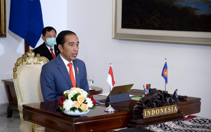 Penyaluran Bansos Dikebut, Presiden Minta Ada Pendampingan KPK