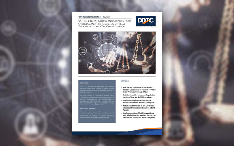 Aturan PPN Produk Digital & Sidang Pengadilan Pajak, Download di Sini