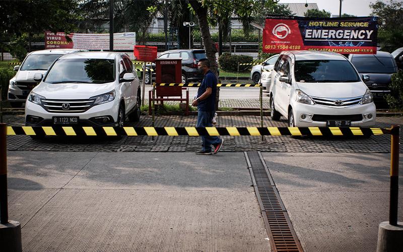 Revisi Perda Pajak Parkir DKI Lanjut ke Rapat Paripurna, Tarif Naik