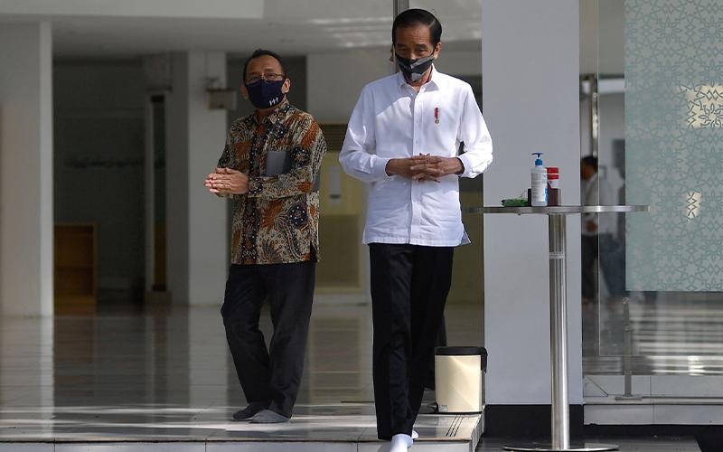 Postur APBN 2020 Terbaru, Jokowi Terbitkan Perpres 72/2020