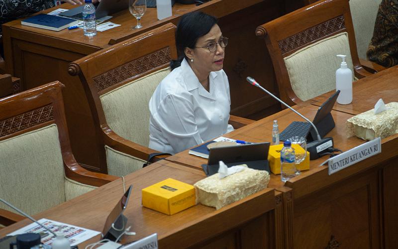 DPR Minta Sri Mulyani Tinjau Kembali Kenaikan Cukai Rokok Tahun Depan