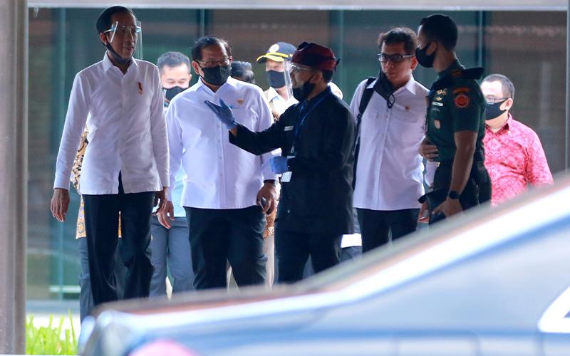 Jokowi Prediksi Pertumbuhan Ekonomi Kuartal II/2020 Minus 4,3%