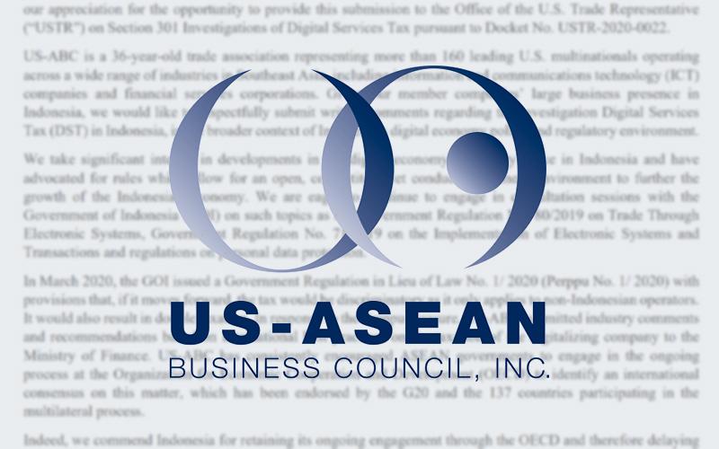 Komentar Asosiasi Perusahaan AS di Asean Soal Pajak Digital Indonesia