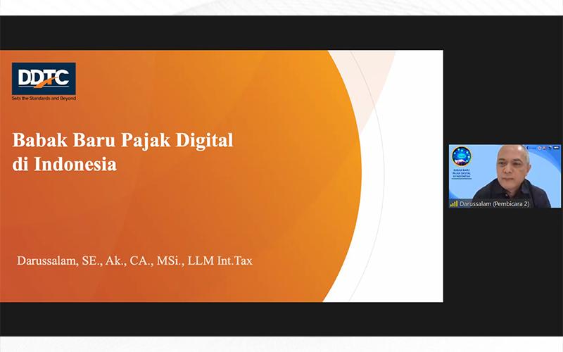 Hadapi Tantangan Pajak Digital, Pemerintah Dinilai Masih Punya PR