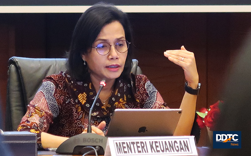 Tegaskan Indonesia Belum Resesi, Sri Mulyani: Kita All Out
