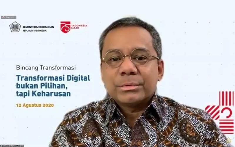 Wamenkeu: Transformasi Digital Harus Berlanjut Meski Ada Vaksin Corona