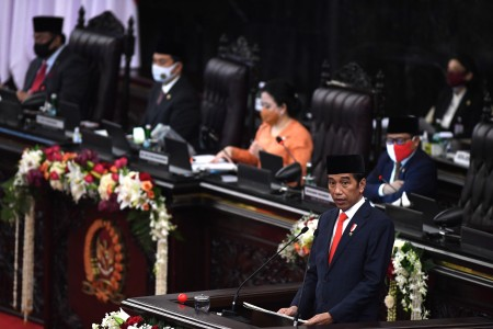 Alokasi Anggaran untuk Daerah Capai Rp796,3 Triliun