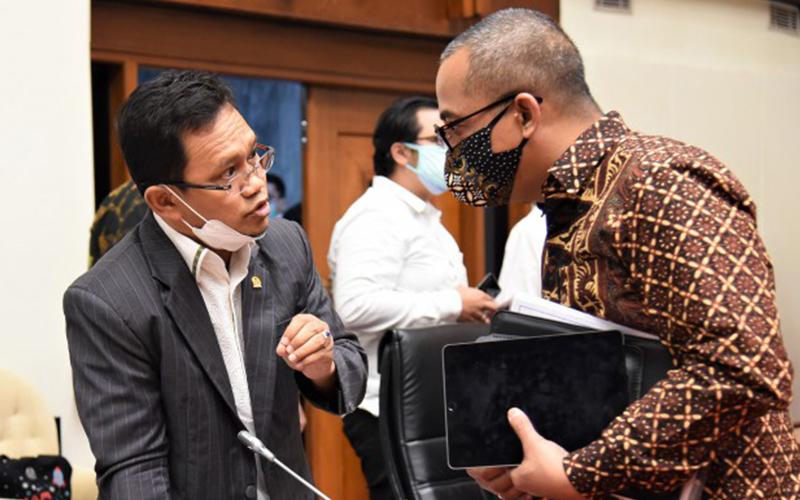 DPR: Pembahasan Revisi UU Bea Meterai Rampung dalam Waktu Dekat