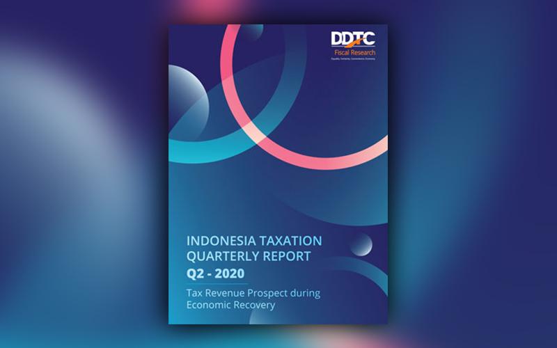 Bahas Prospek Pajak, DDTC Fiscal Research Rilis Laporan Terbaru