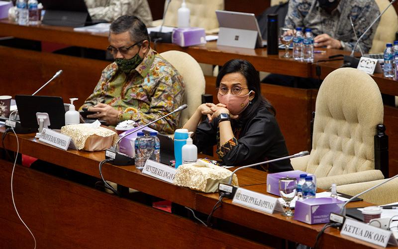 RUU Bea Meterai Kini Dibawa ke Rapat Paripurna DPR untuk Disahkan