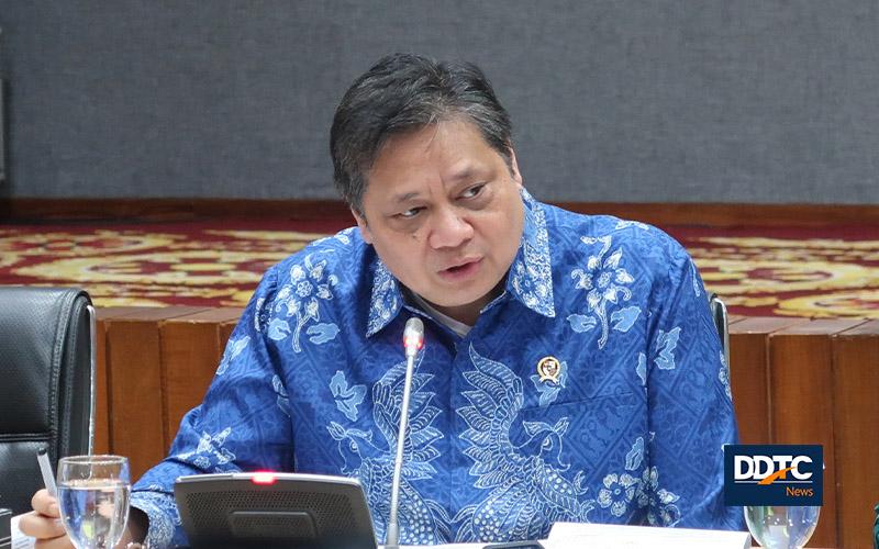 PSBB di DKI Diperketat, Airlangga: IHSG Makin Dibayangi Ketidakpastian
