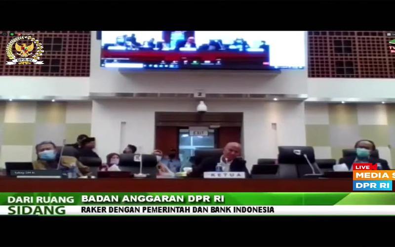 Anies Perketat PSBB, Ketua Banggar DPR: Kerja OJK dan BI Makin Berat